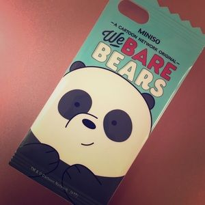 We Bare Bears iPhone 7 cover
